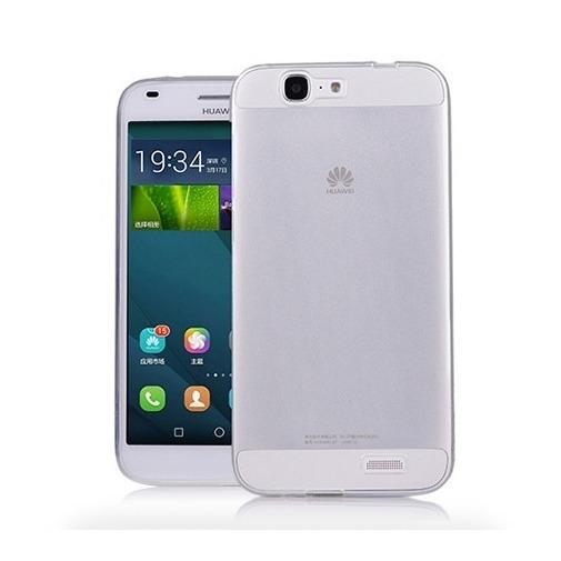 Slim case na Huawei Y550 - silikonowe etui.