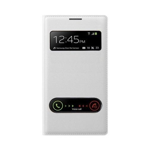Etui z klapką S-View na Galaxy S3 - biały.