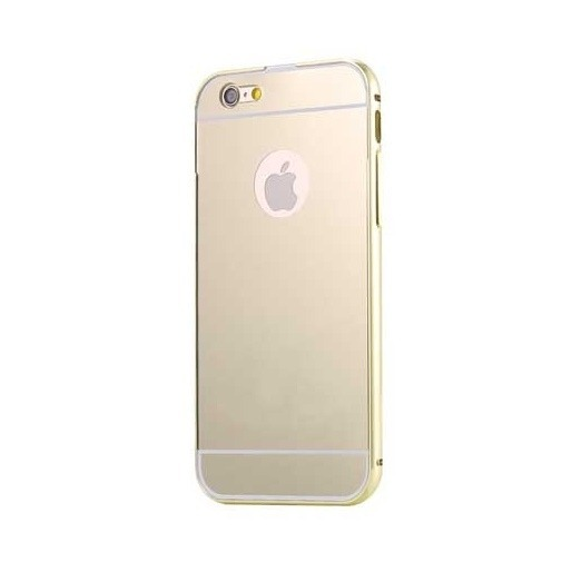 Etui na iPhone 6 Plus Aluminium bumper case - złoty