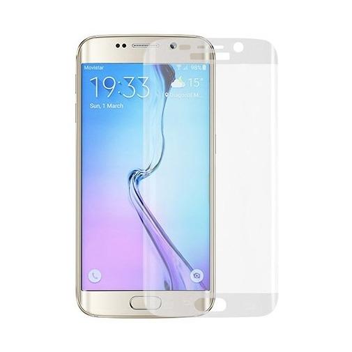 Hartowane szkło na Cały ekran 3D - Galaxy S6 Edge - bezbarwny.