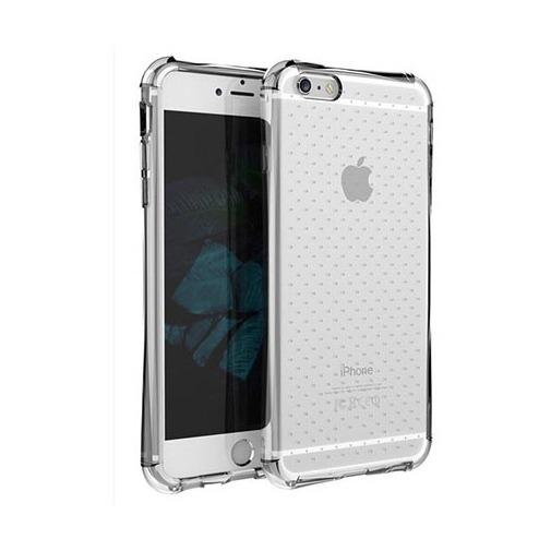 AirShock silikonowe etui na iPhone 6 / 6s bezbarwne.