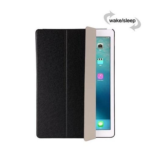 Etui na iPad 2 Smart Cover Silk z klapką - czarny.
