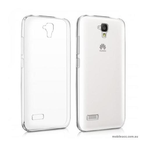 Slim case na Huawei Y560 - silikonowe etui.