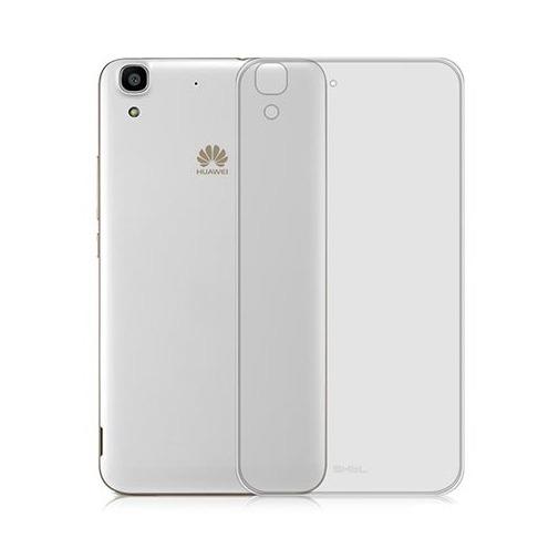 Slim case na Huawei Y6 - silikonowe etui.