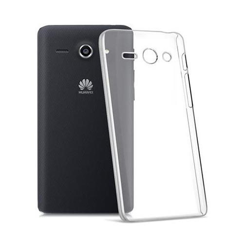 Slim case na Huawei Y530 - silikonowe etui.