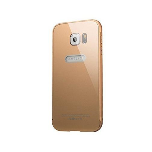 Etui  na Galaxy S6 Edge Bumper case - Złoty