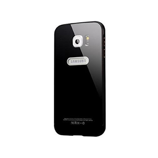 Etui na Galaxy S6 Edge Bumper case - Czarny