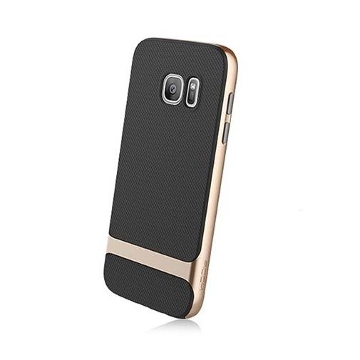Etui ROCK Royce case na Galaxy S7 - złoty.