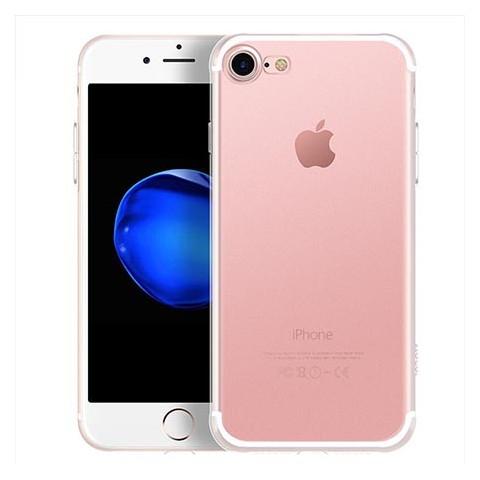 Slim case na iPhone 7 - silikonowe etui.