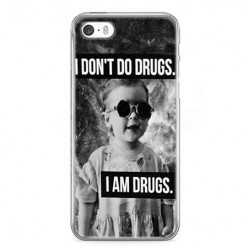 Etui na telefon iPhone 5 / 5s - I Don't Do...