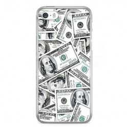 Etui na telefon iPhone 5 / 5s - banknoty dolarowe.