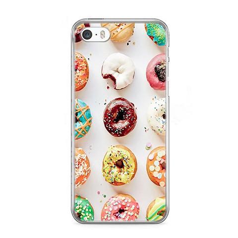 Etui na telefon iPhone 5 / 5s - lukrowane pączki.