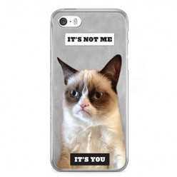 Etui na telefon iPhone 5 / 5s - kot maruda.