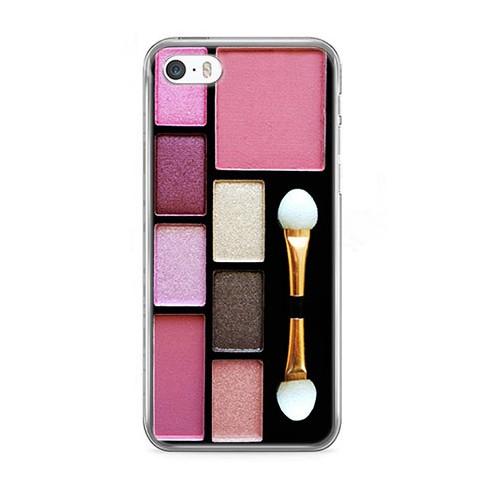 Etui na telefon iPhone 5 / 5s - zestaw do makijażu.