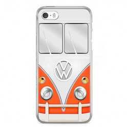 Etui na telefon iPhone SE - samochód Van Bus.