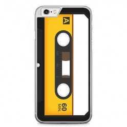 Etui na telefon iPhone 6 / 6s - retro kaseta magnetofonowa.