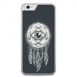 Etui na telefon iPhone 6 / 6s - indiańskie oko.