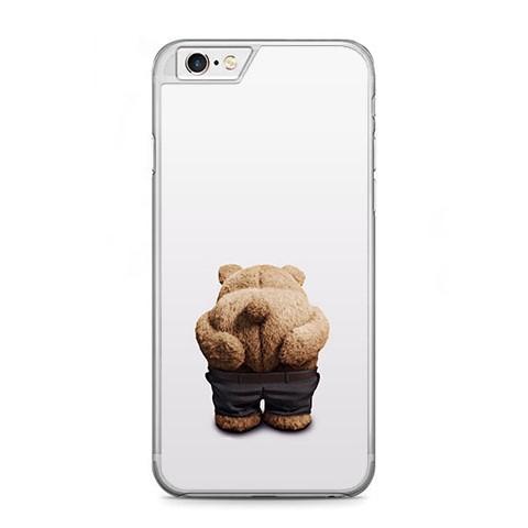 Etui na telefon iPhone 6 Plus / 6s Plus - misio z wypiętą p....