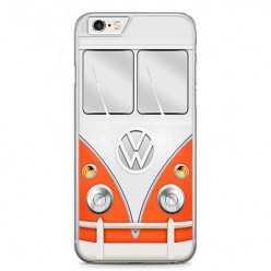 Etui na telefon iPhone 6 Plus / 6s Plus - samochód Van Bus.