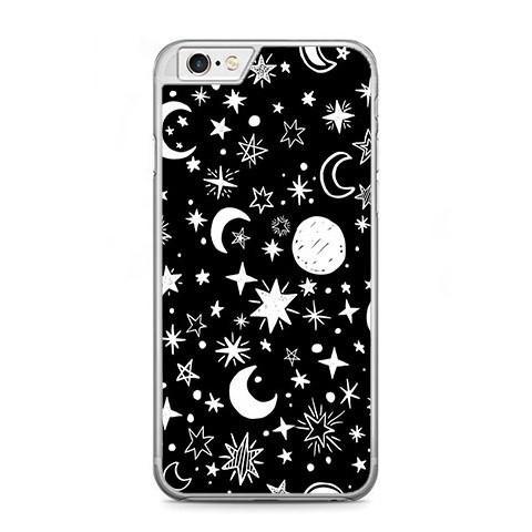 Etui na telefon iPhone 6 Plus / 6s Plus - gwiaździste niebo.