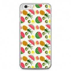 Etui na telefon iPhone 6 Plus / 6s Plus - arbuzy i ananasy.