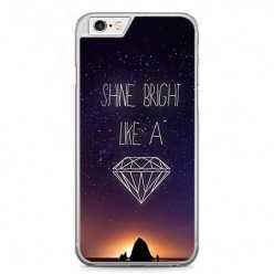 Etui na telefon iPhone 6 Plus / 6s Plus - Shine Bright Like...