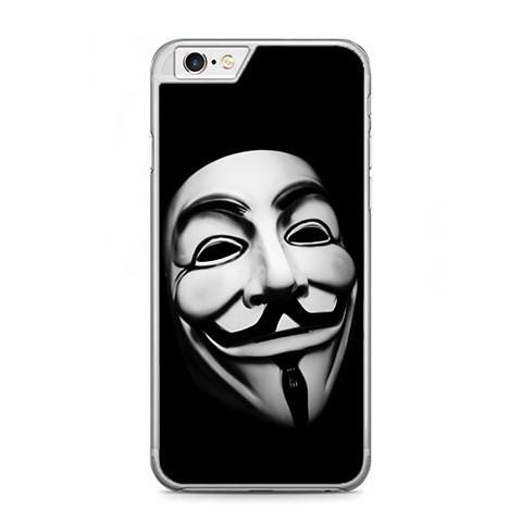 Etui na telefon iPhone 6 Plus / 6s Plus - maska anonimus.