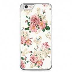 Etui na telefon iPhone 6 Plus / 6s Plus - kolorowe polne kwiaty.