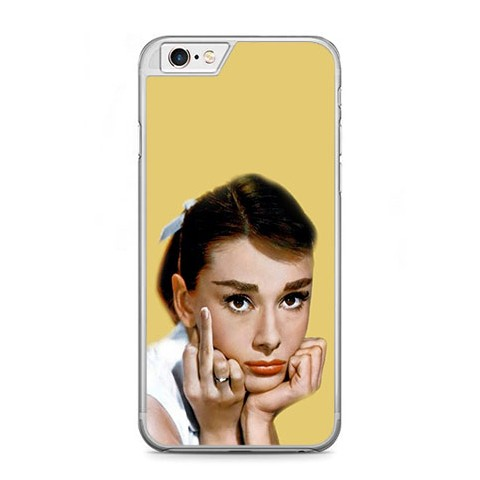 Etui na telefon iPhone 6 Plus / 6s Plus - Audrey Hepburn F... You.