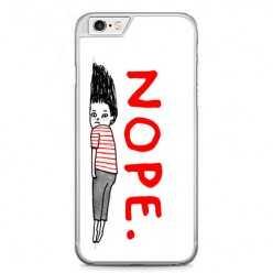 Etui na telefon iPhone 6 Plus / 6s Plus - NOPE.