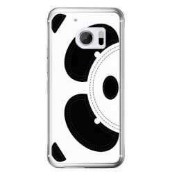 Etui na telefon HTC 10 - miś Panda face.