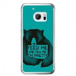 Etui na telefon HTC 10 - Feed Me and...