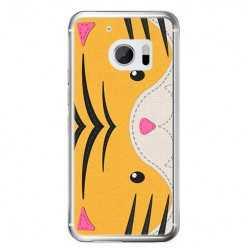 Etui na telefon HTC 10 - tygrysek face.