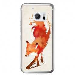 Etui na telefon HTC 10 - watercolor Lis.