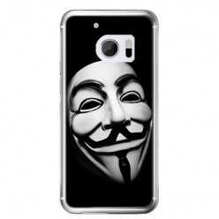 Etui na telefon HTC 10 - maska anonimus.