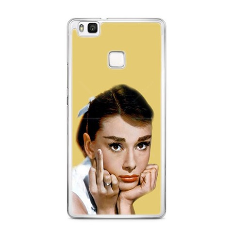Etui na telefon Huawei P9 Lite - Audrey Hepburn F... You.
