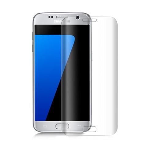 Hartowane szkło na Cały ekran 3D - Galaxy S7 Edge - bezbarwny.