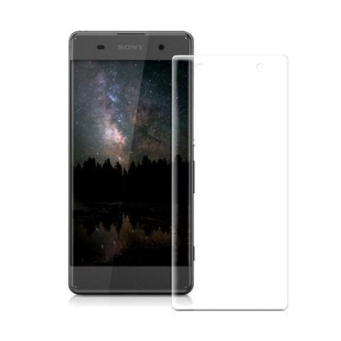 Hartowane szkło na Cały ekran 3D - Sony Xperia XA - bezbarwny.