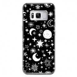 Etui na telefon Samsung Galaxy S8 - gwiaździste niebo.