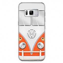 Etui na telefon Samsung Galaxy S8 Plus - samochód Van Bus.