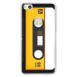 Etui na telefon Huawei P10 Lite - retro kaseta magnetofonowa.