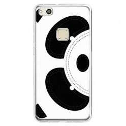 Etui na telefon Huawei P10 Lite - miś Panda face.
