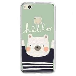 Etui na telefon Huawei P10 Lite - misio Hello.