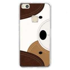 Etui na telefon Huawei P10 Lite - piesek face.