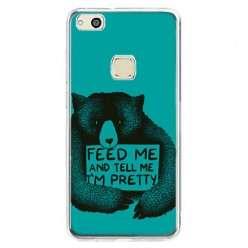 Etui na telefon Huawei P10 Lite - Feed Me and...