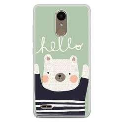 Etui na telefon LG K10 2017 - misio Hello.