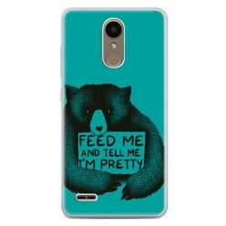 Etui na telefon LG K10 2017 - Feed Me and...