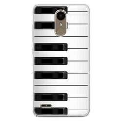 Etui na telefon LG K10 2017 - pianino.