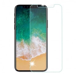 iPhone X - szkło hartowane na telefon 9H.