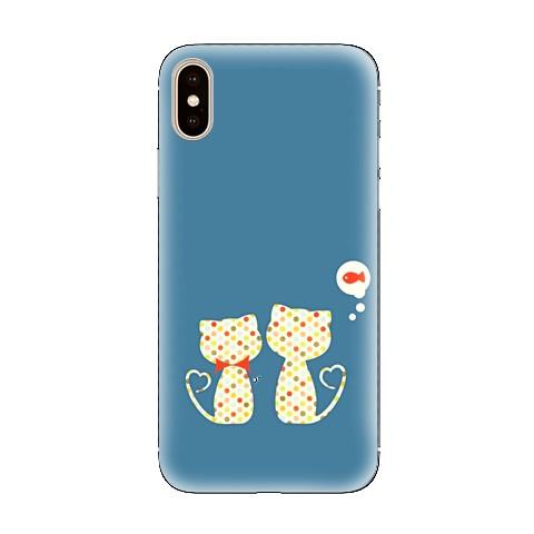 Modne etui na telefon - zakochane kotki.